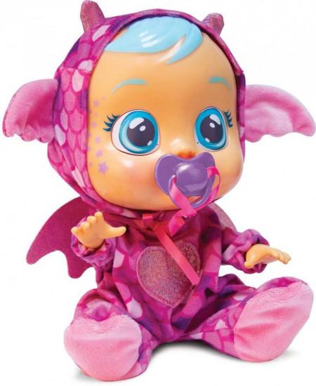 Papusa IMC Cry Babies, Bebe Plangacios Bruny
