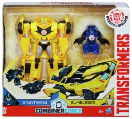 Poze Transformers Activator Combiner Bumblebee and Stuntwing