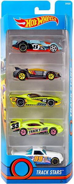 Set 5 masinute Hot Wheels