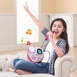 Sistem karaoke pentru copii Vtech Kidi Super Star 8 in 1