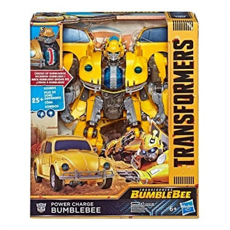Jucarie baieti Transformers Bumblebee Power Charge