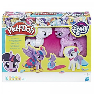 Poze Jucarie fetite Playdoh My Little Pony Fashion Fun