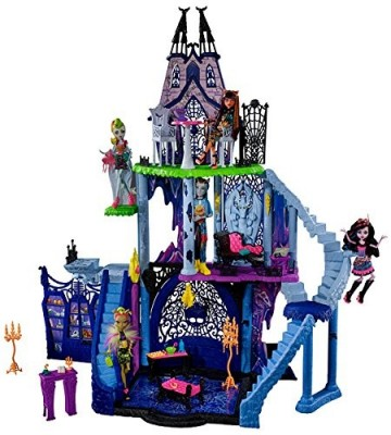 Jucarie fetite set Monster High Freaky Fusion Catacombe