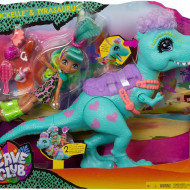 Cave Club papusa Rockelle si Tyrasaurus