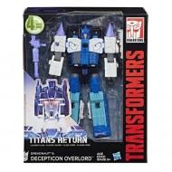 Figurina transformers intoarcerea titanilor Decepticon Overlord