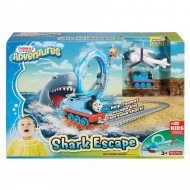 Jucarie baieti Thomas and Friends - Great Shark Adventure