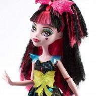 Jucarie fetite papusa monster high draculaura electrified