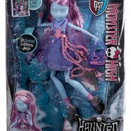 Papusa Monster High Haunted Kiyomi Haunterly Mattel