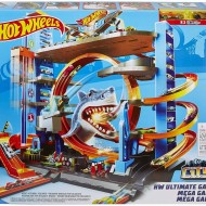 Set Hot Wheels Ultimate Garage City