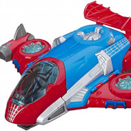 Set Palyskool Spiderman cu avion
