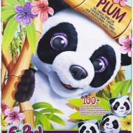 Ursulet panda interactiv FurReal Plum