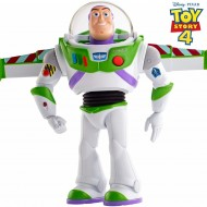 Figurina Toy Story 4 Buzz Lightyear merge si vorbeste