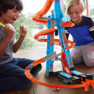 Hot Wheels Sky Crash Tower