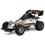Jucarie baieti New Bright Masinuta Chrome Lightning 1:16 Radio Control Buggy
