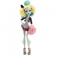 Jucarie fetite papusa Monster High Lagoona Blue Exchange Mattel