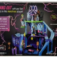 Jucarie fetite set Monster High Freaky Fusion Catacombs