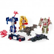 Jucarii baieti Set Transformers 6 figurine