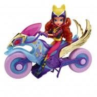 Motocicleta pentru papusi My Little Ponny