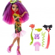 Papusa Monster High Electrified Clawdeen Wolf Mattel