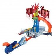 Hot Wheels set pista dragon