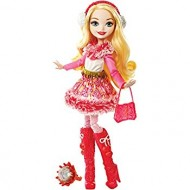 Jucarie fetite papusa Ever After High Apple White