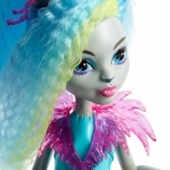 Jucarie fetite papusa Monster High Silvi Timberwolf Electrified