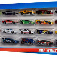 Set 20 masinute Hot Wheels