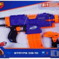 Jucarie baieti Nerf N-Strike Elite Stryfe CQ-10