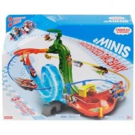 Jucarie baieti Thomas and friends minis 3 action stunt ramps