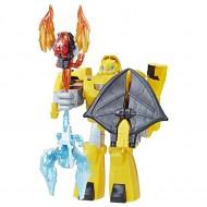 Jucarie baieti Transformers Bumblebee Gardien Chevalier