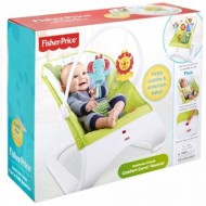 Jucarie bebelusi balansoar Rainforest friends comfort curve bouncer Fisher Price
