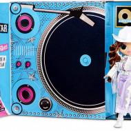 Papusa L.O.L. Surprise OMG Remix Lonestar cu 25 surprize si muzica