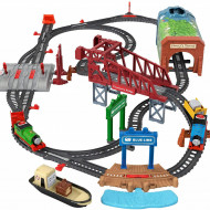 Set de joaca Thomas & Friends Vorbaretii Thomas si Percy