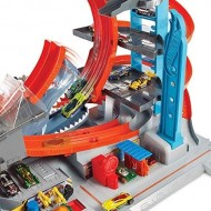 Set Hot Wheels Ultimate Garage City