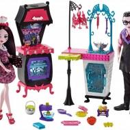 Set Mattel Monster High bucataria vampirilor