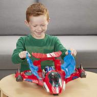 Set Palyskool Spiderman cu avion