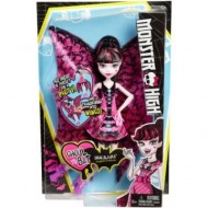 Papusa Monster High Draculaura transformarea liliac