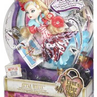 Jucarie fetite papusa Ever After High Tara Minunilor Apple White