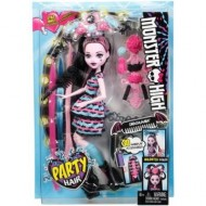 Papusa Monster High Draculaura Party Hair