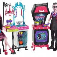 Set Mattel Monster High bucataria vampirilor