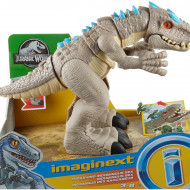 Figurina Imaginext Jurassic World Thrashing Indominus Rex