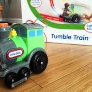 Jucarie baieti trenulet pe sine Little Tikes Tumble train