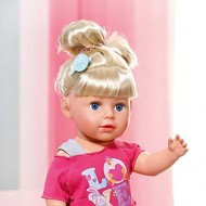 Jucarie fetite Baby born papusa surioara interactiva