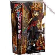 Jucarie fetite papusa Monster High Boo York Luna Mothews Mattel