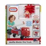 Set de construit Little Tikes Waffle Blocks