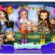 Set de joaca Enchantimals picnic in parc