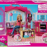 Casuta Barbie Glam Getaway portabila