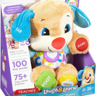 Catel interactiv in limba engleza Fisher Price