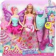 Papusa Barbie cu accesorii de sirena