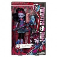 Papusa Monster High Jane Boolittle Mattel